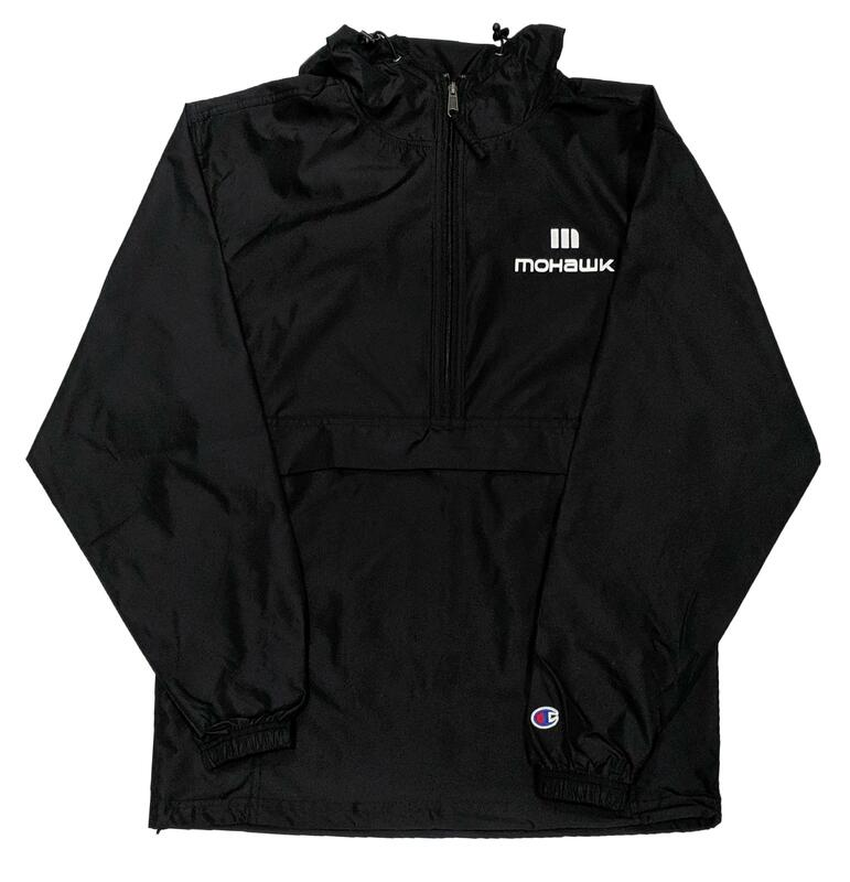 Adult Anorak Jacket Black