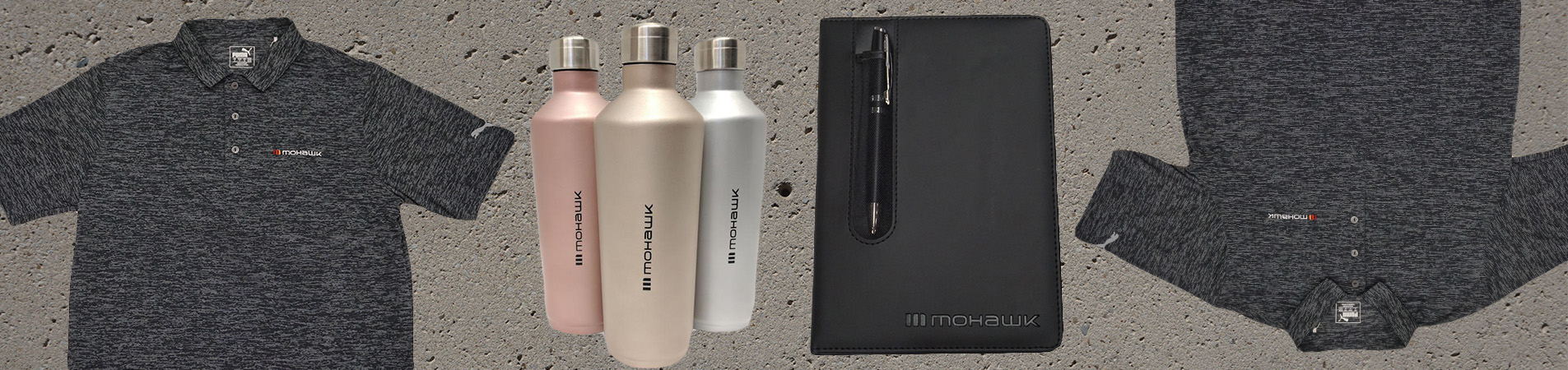 Examples of Mohawk branded products